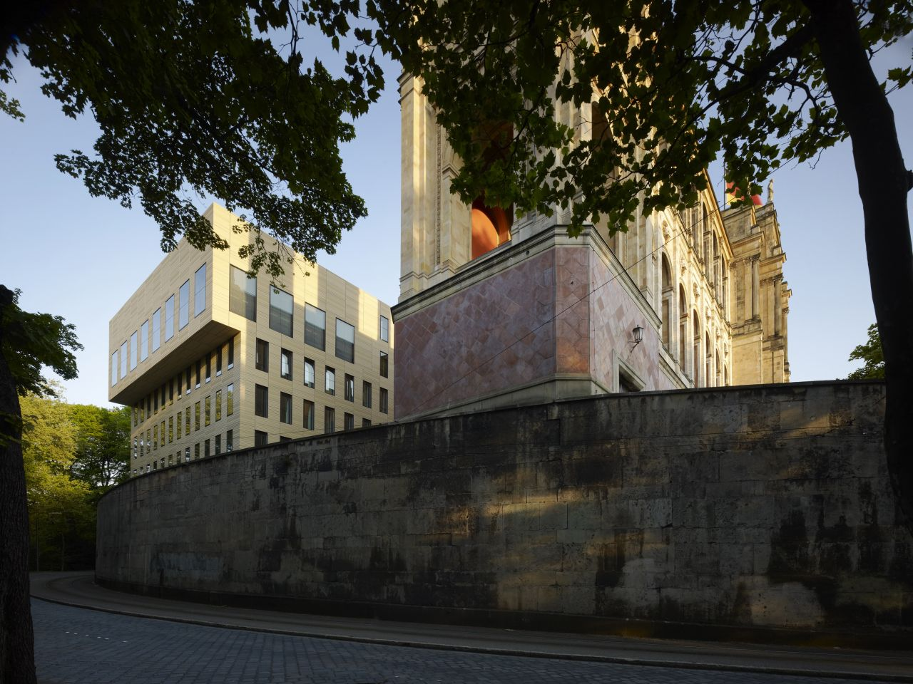 Bavarian Parlament / Léon Wohlhage Wernik Architekten, © Christian Richters