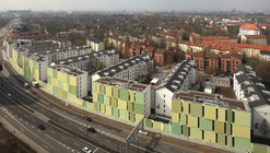 Mittlerer Ring / Léon Wohlhage Wernik Architekten