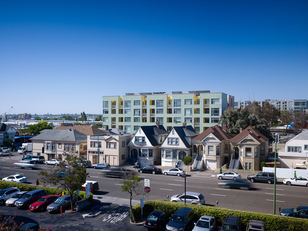 Merritt Crossing / LMS Architects