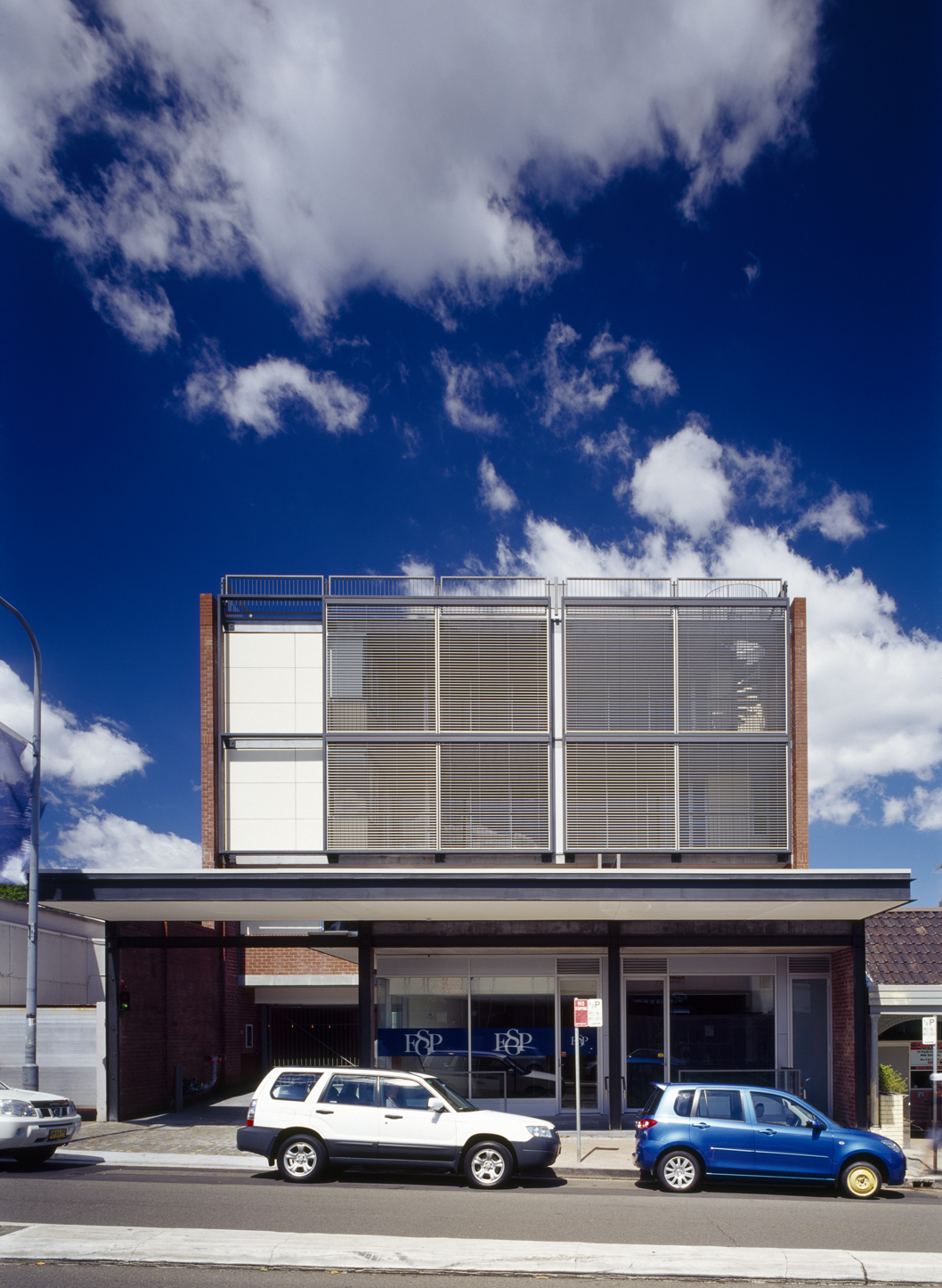 Rose Bay Apartments / Hill Thalis Architecture, © Brett Boardman