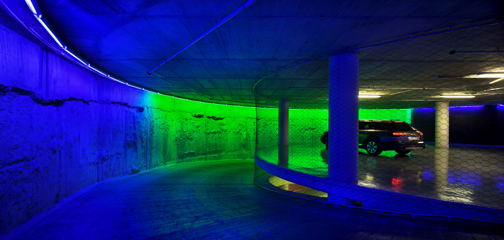 Gallery of parking avenida libertad clavel arquitectos 2 - Clavel arquitectos ...