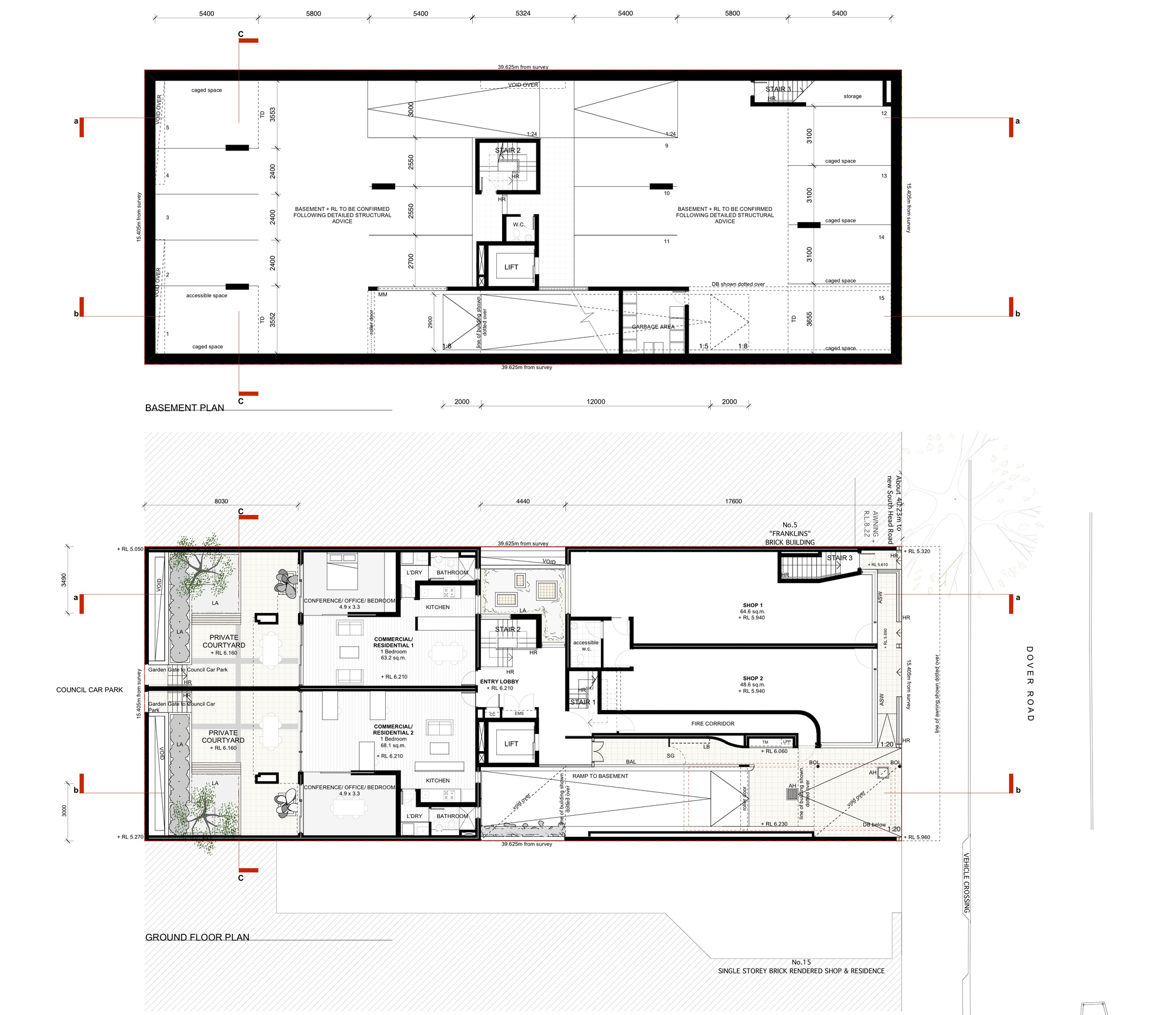 Gallery of rose bay apartments hill thalis architecture 27 for Floor plans quantum bay