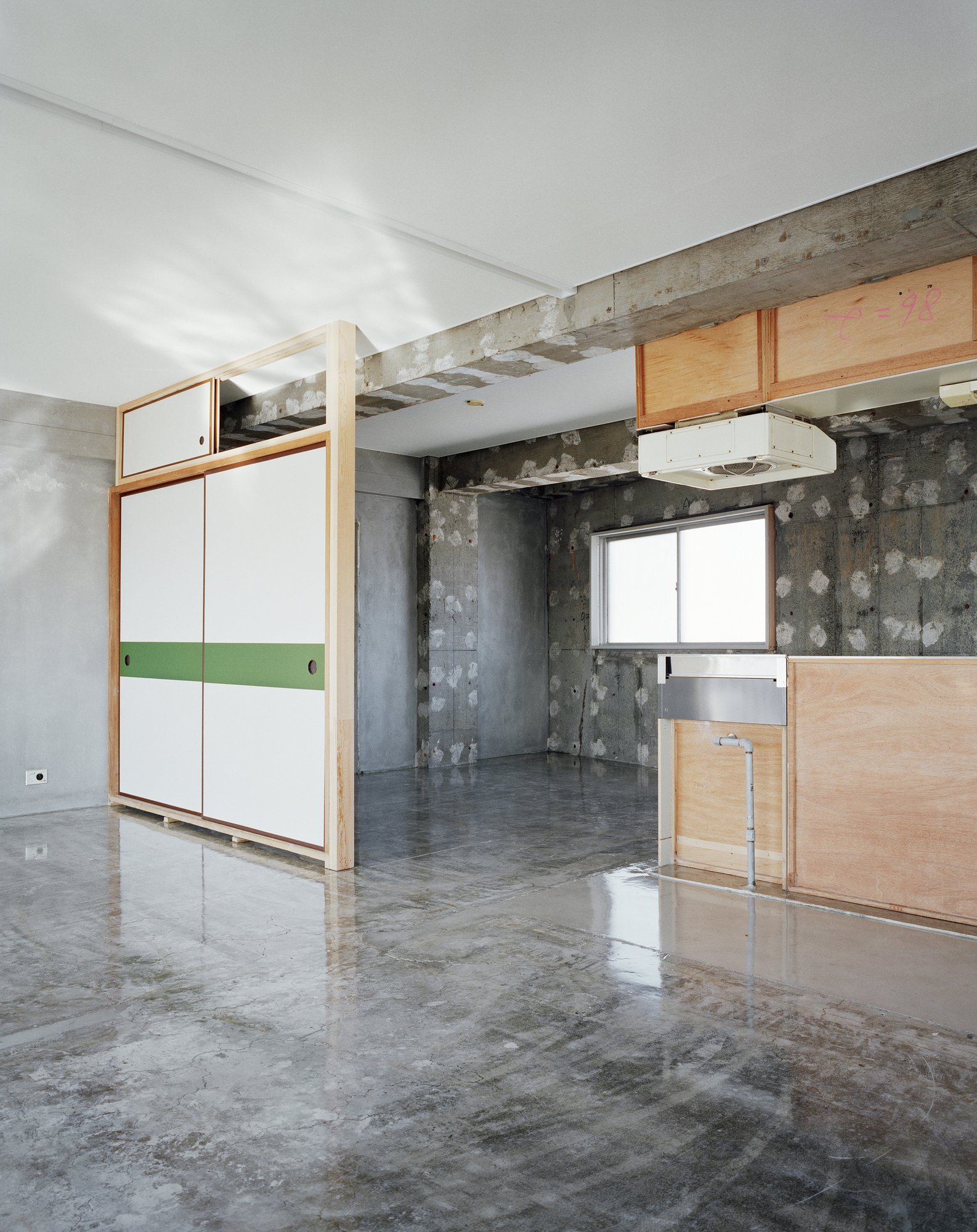 Sayama Flat / Schemata Architects, © Takumi Ota