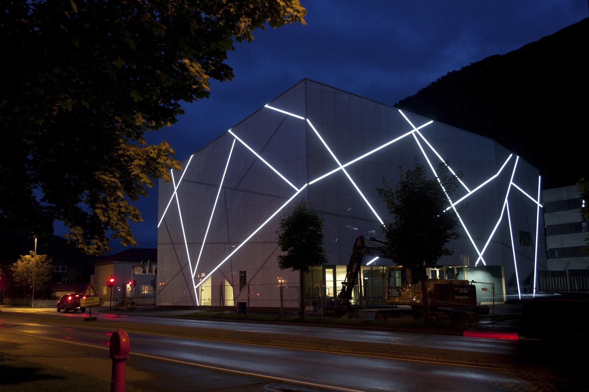 Sogn & Fjordane Art Museum / C.F. Møller Architects, © Oddleiv Apneseth