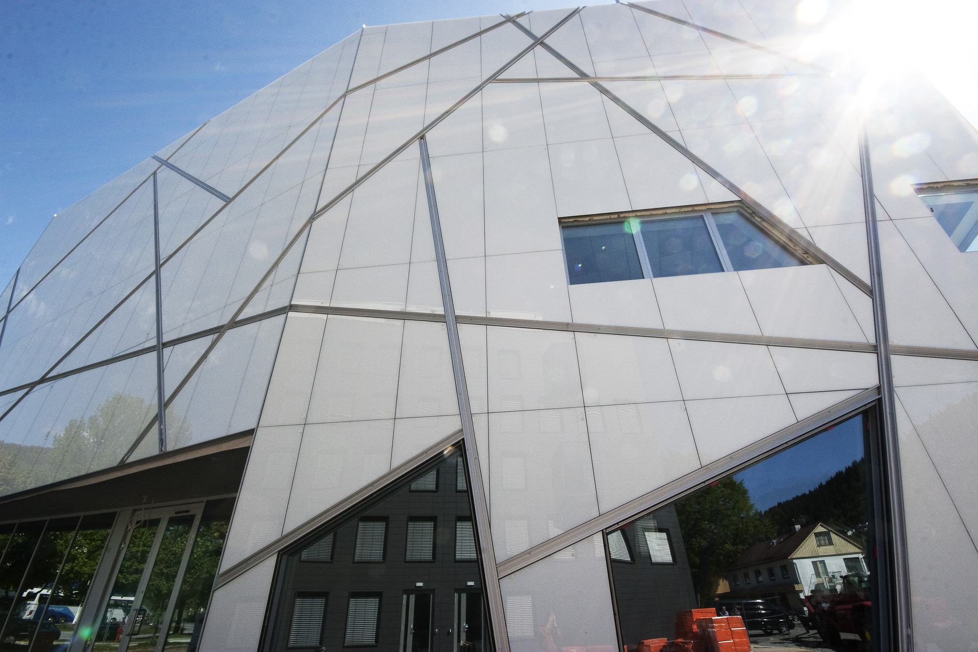 Sogn & Fjordane Art Museum / C.F. Møller Architects