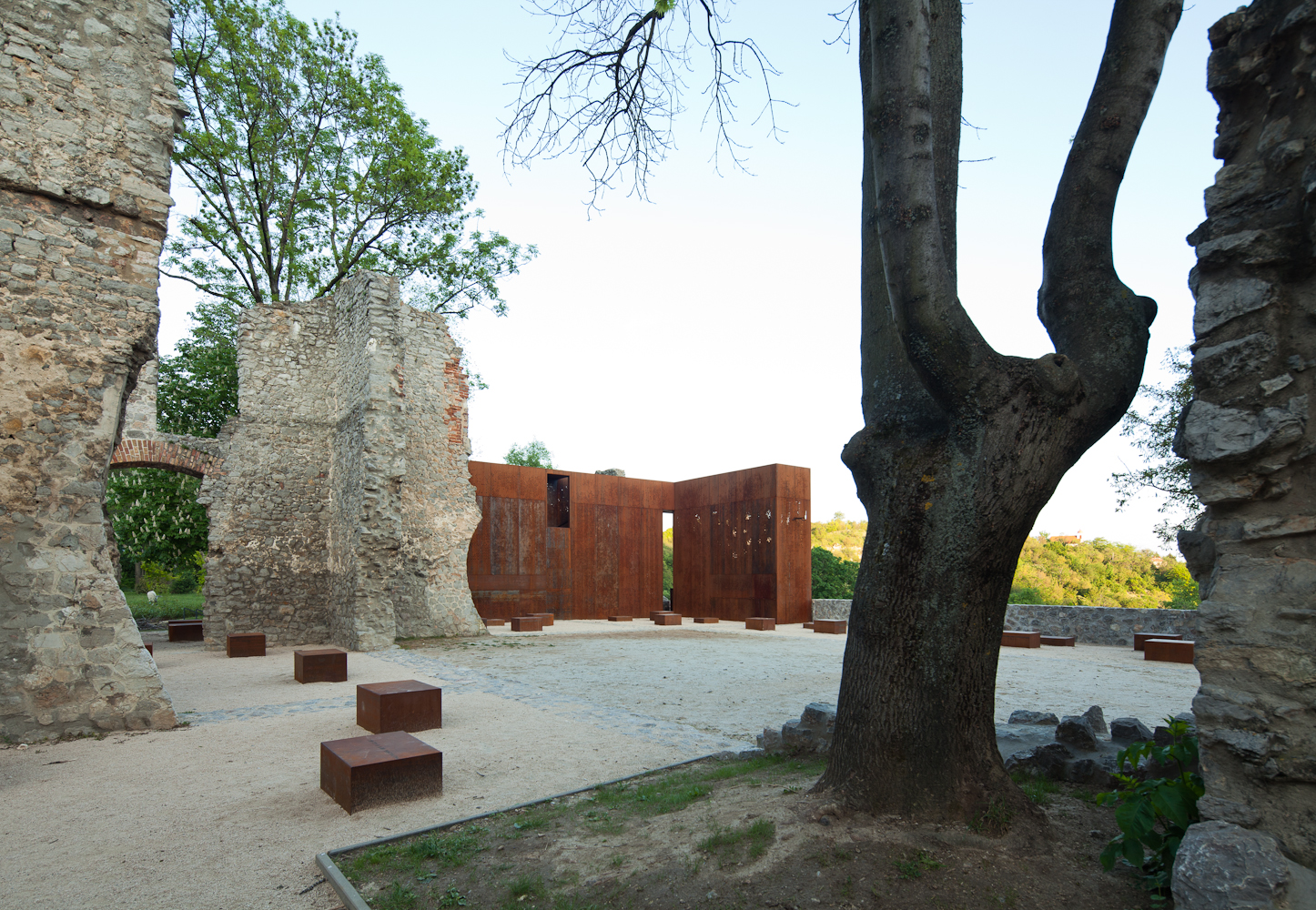 Szatmáry Palace / MARP