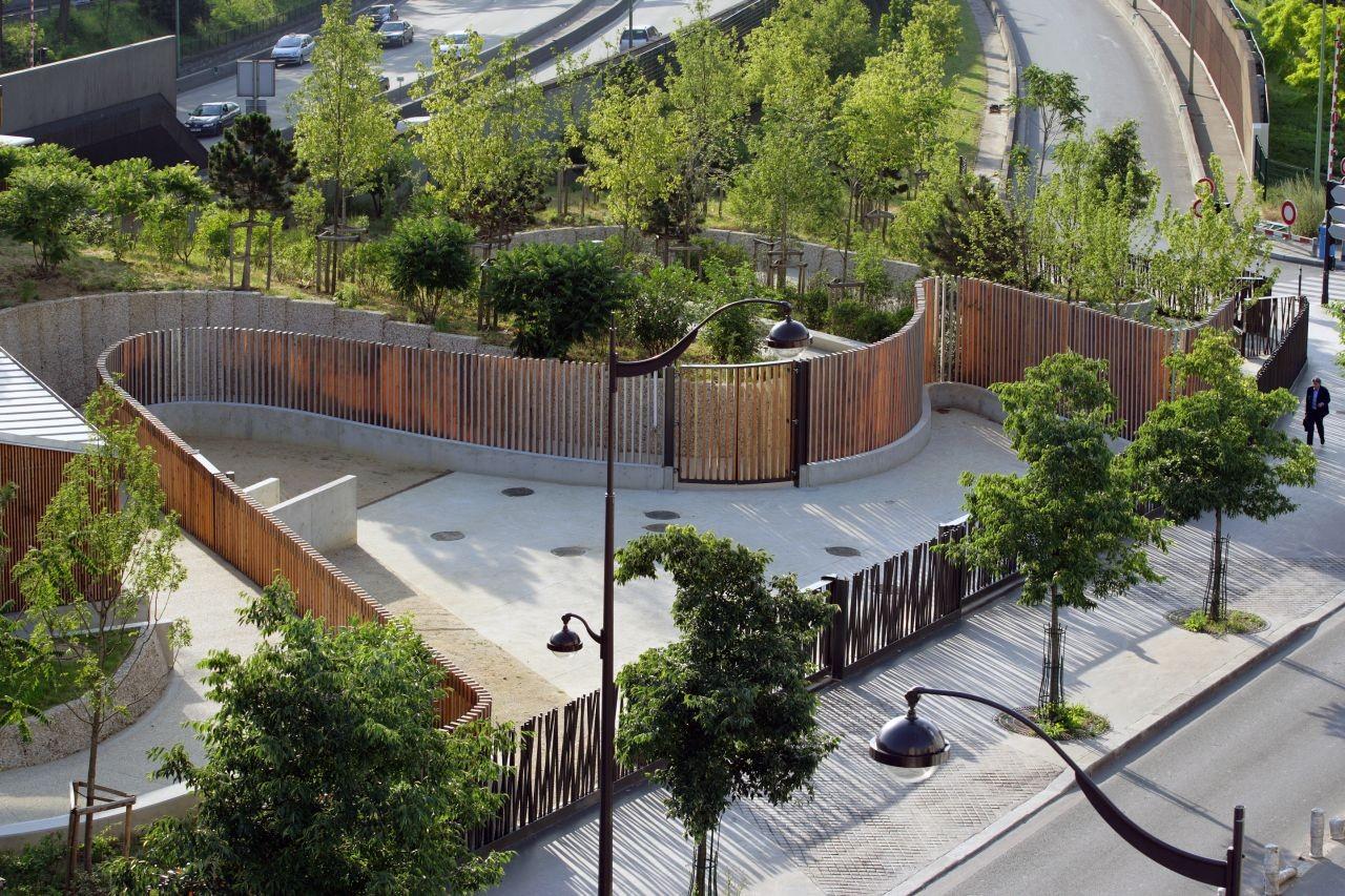 Gallery of jardin serge gainsbourg matthieu gelin for Architecte jardin namur