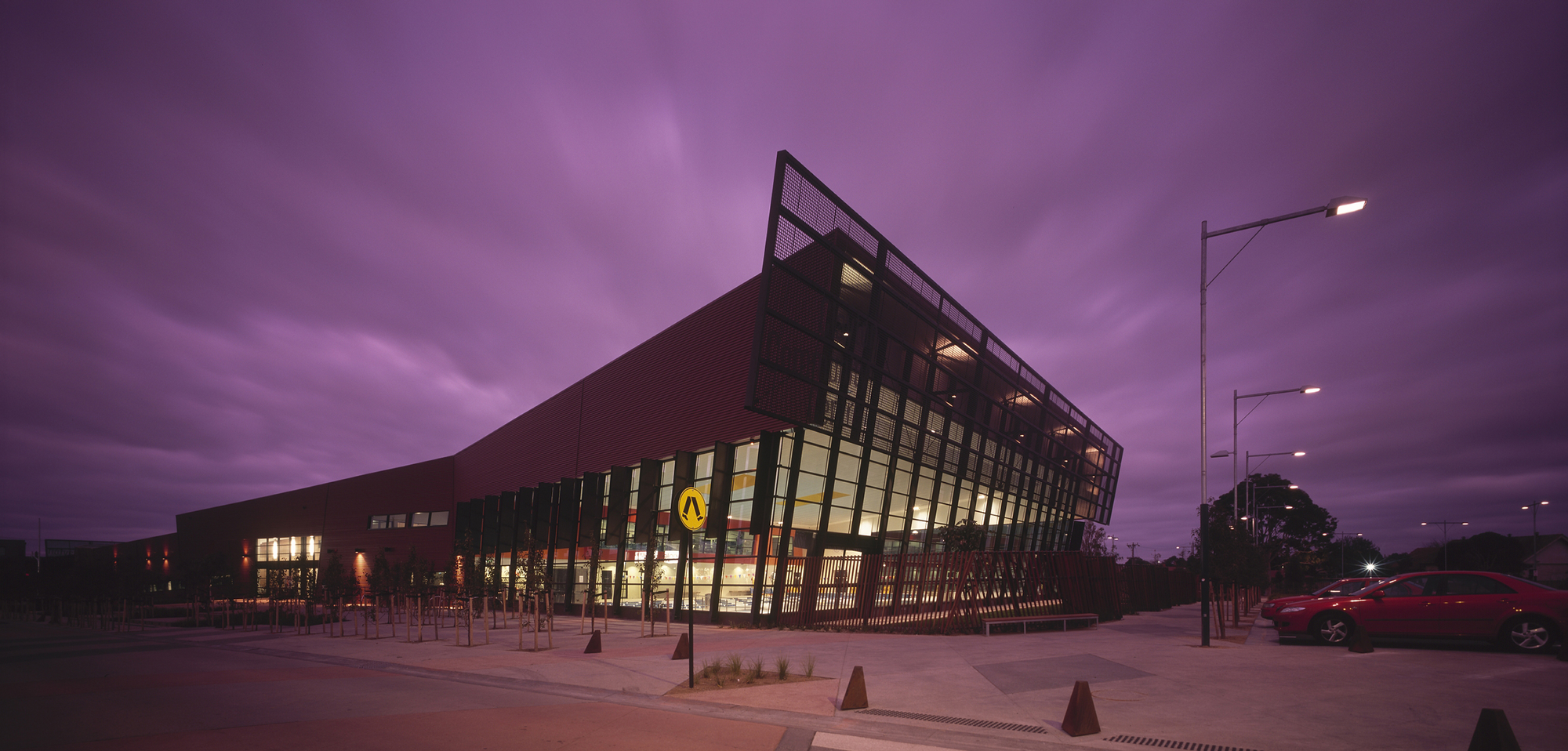 Clayton Community Centre / Jackson Architecture