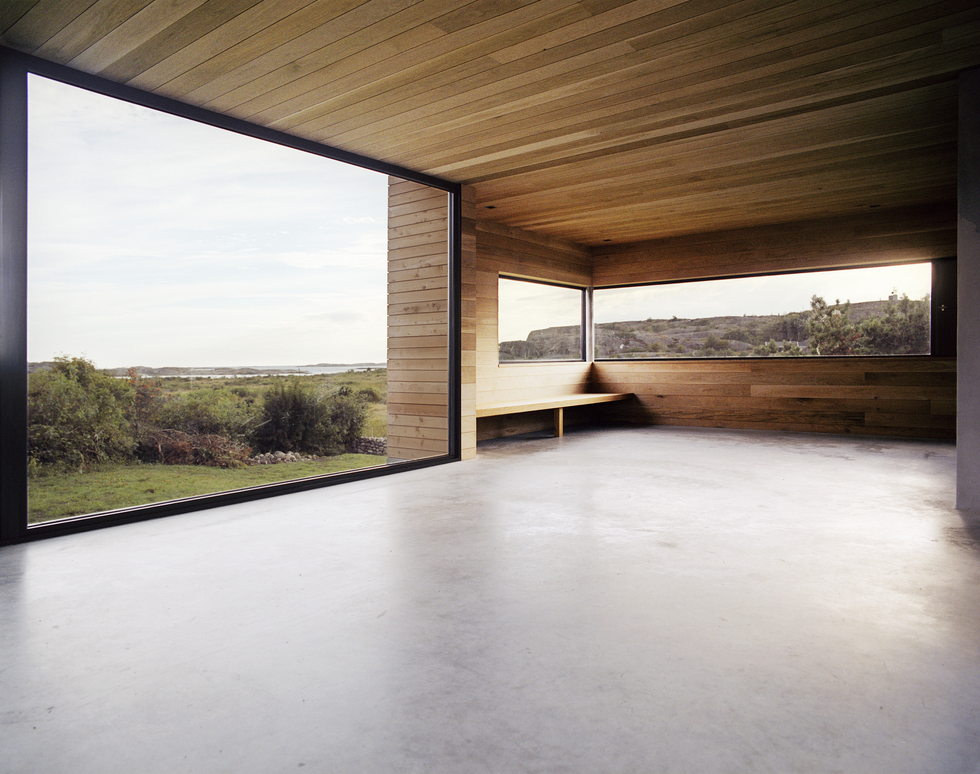 Summerhouse / Marianne Borge + Kjetil Saeterdal