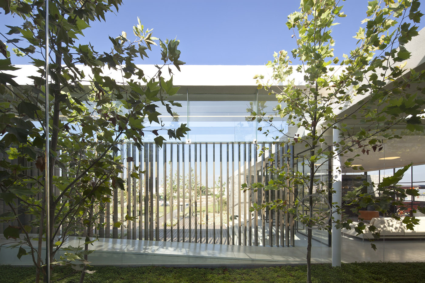 Pavilion 2012 / Pitsou kedem architects