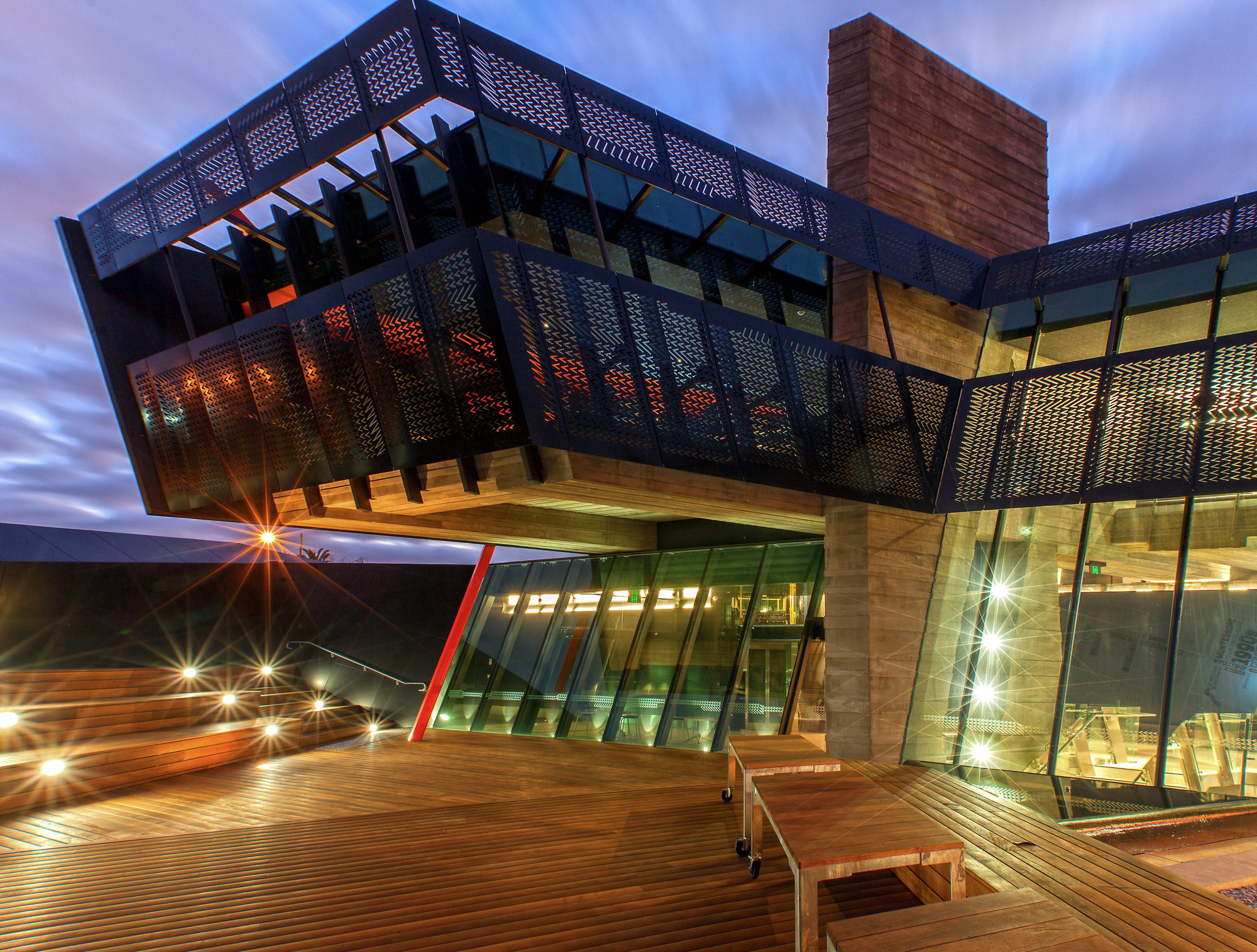 Bastow Institute of Educational Leadership / Maddison Architects, © William Watt