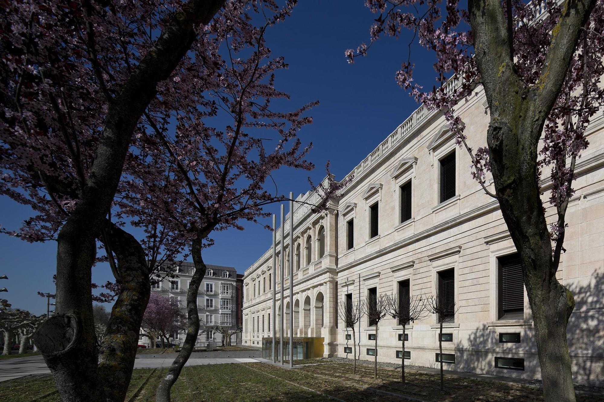 Burgos Justice Palace / Estudio Primitivo Gonzalez