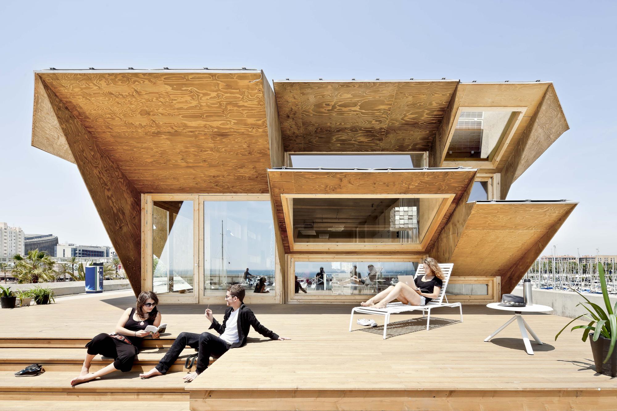 Endesa Pavilion / MARGEN-LAB