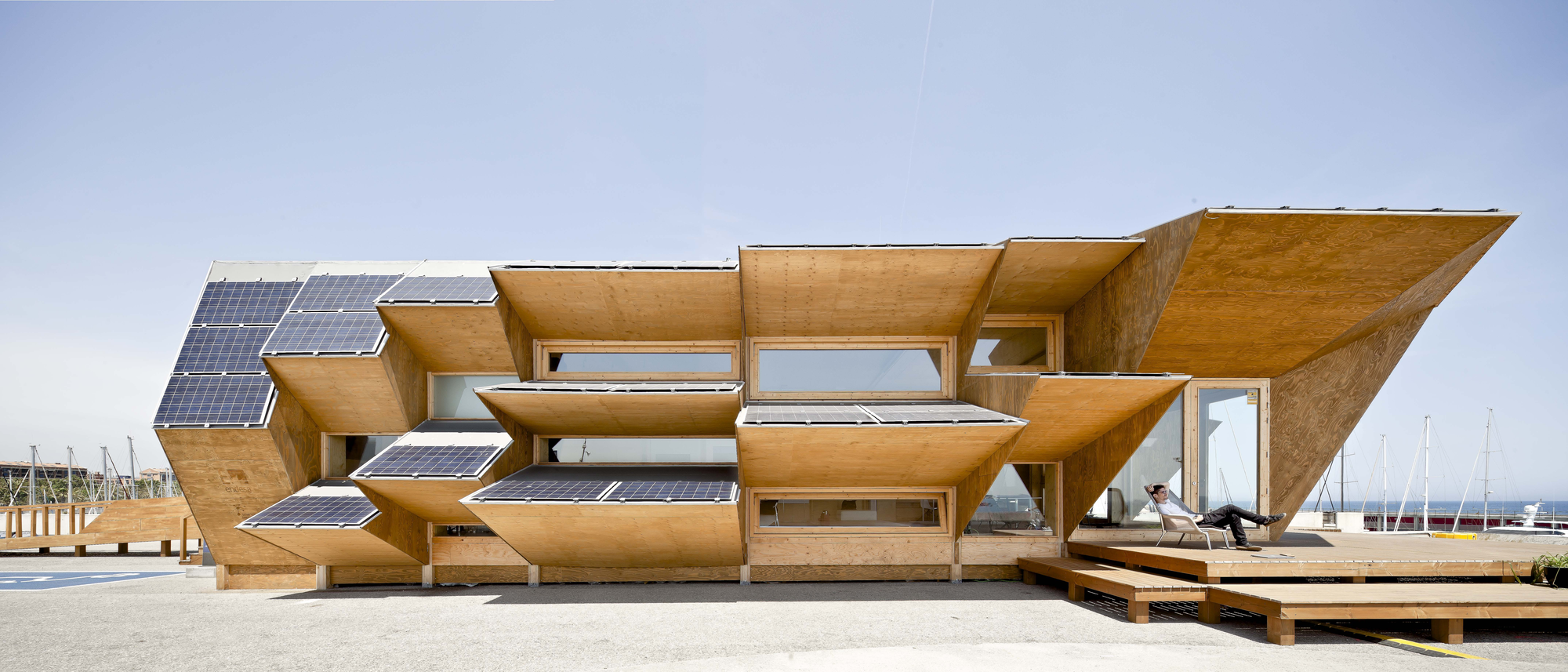 Gallery Of Endesa Pavilion Institute For Advanced