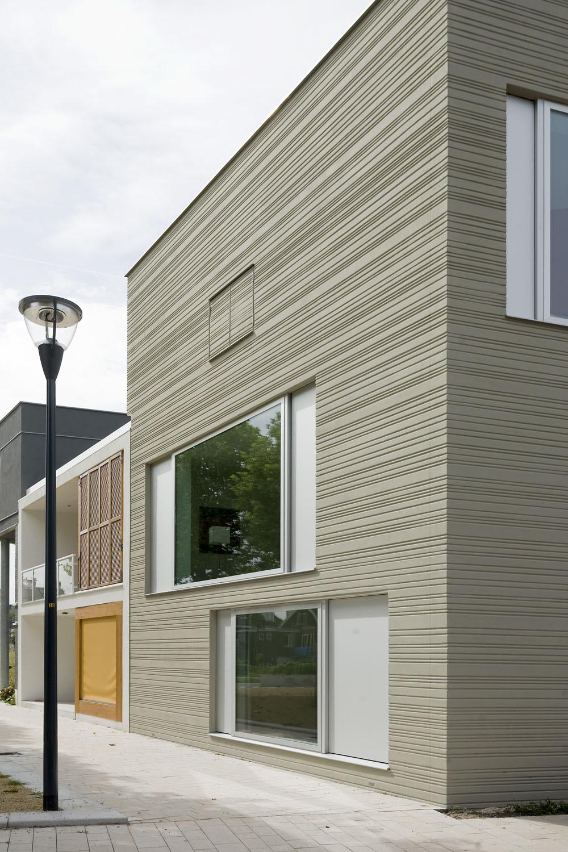 Stripe House,© Marcel Van Der Burg Awesome Design