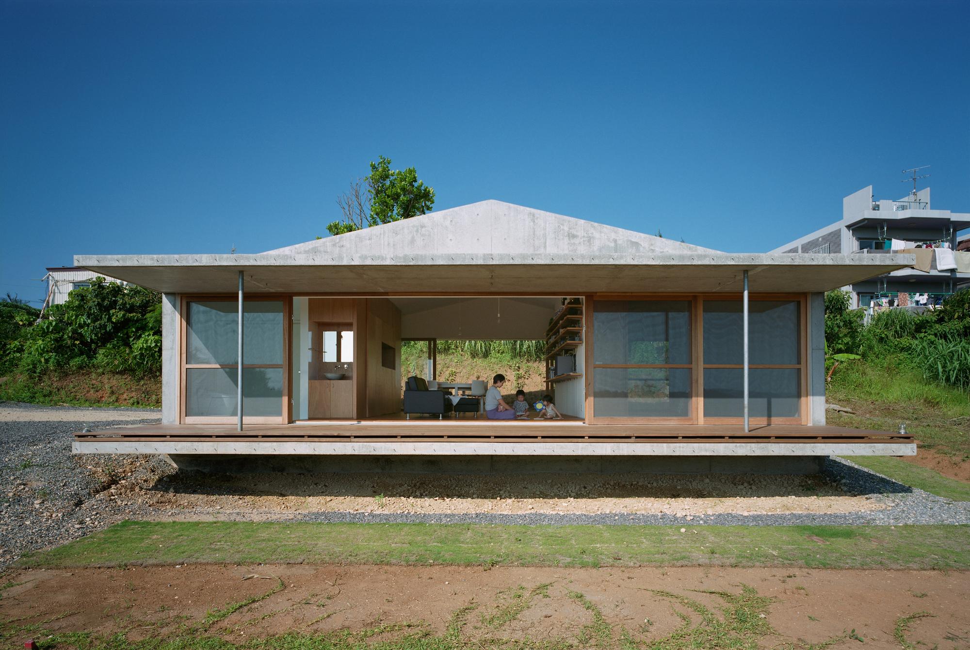 Villa 921 / harunatsu-arch