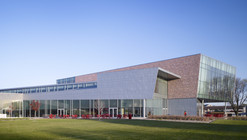 Muenster University Center / Charles Rose Architects Inc.