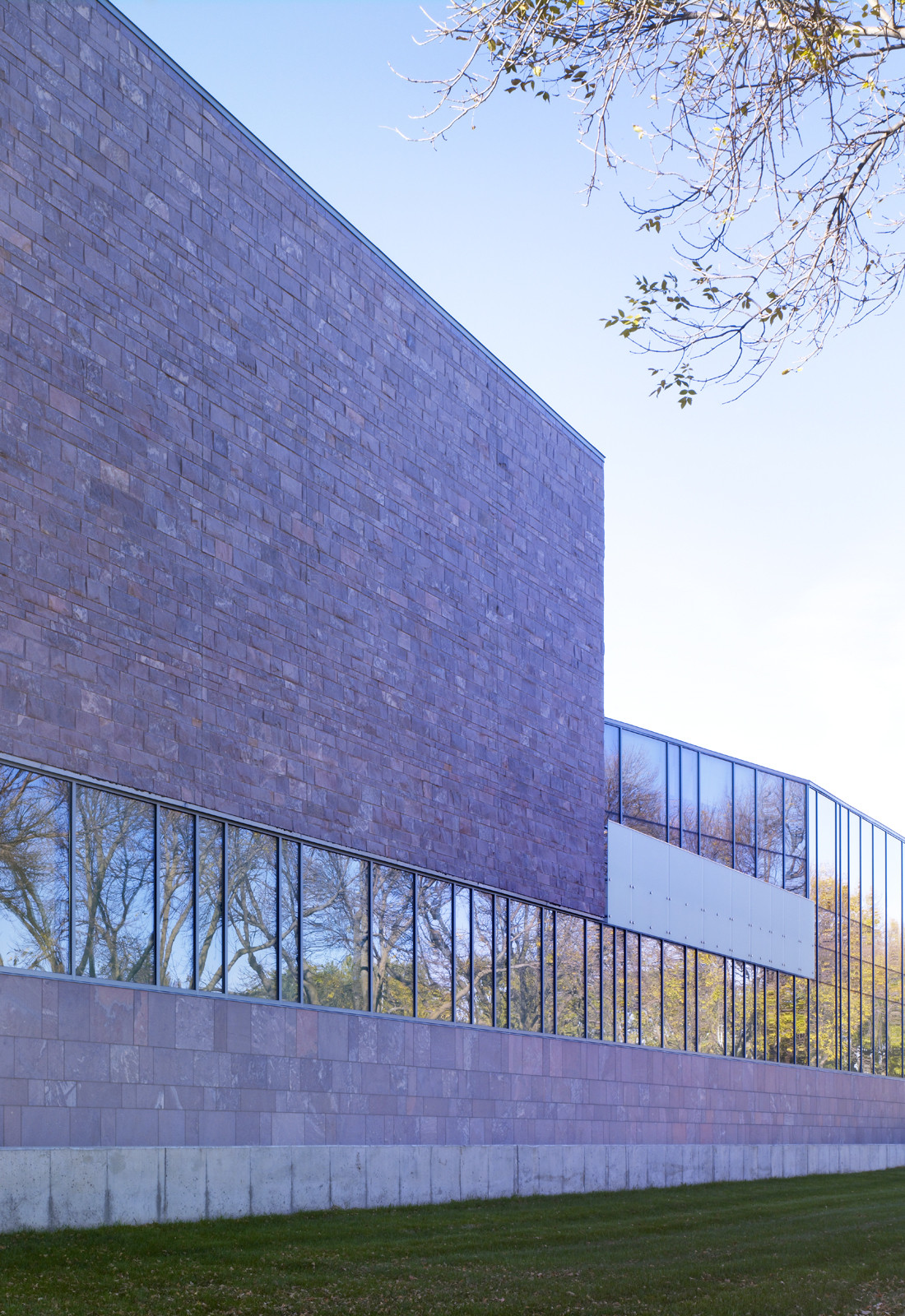 Muenster University Center / Charles Rose Architects Inc.