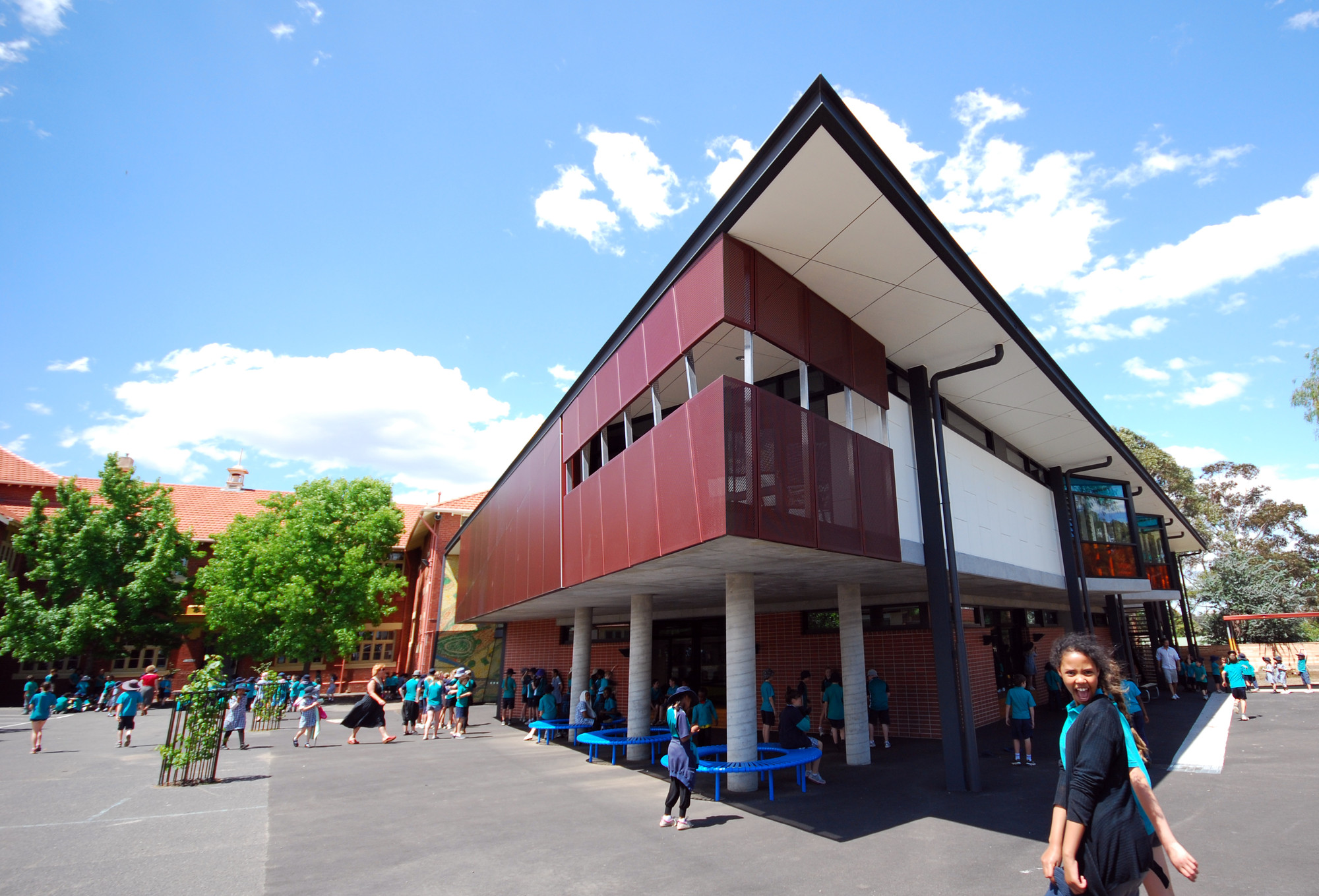 Flemington Primary School / Maddison Architects, © Amir Shayan