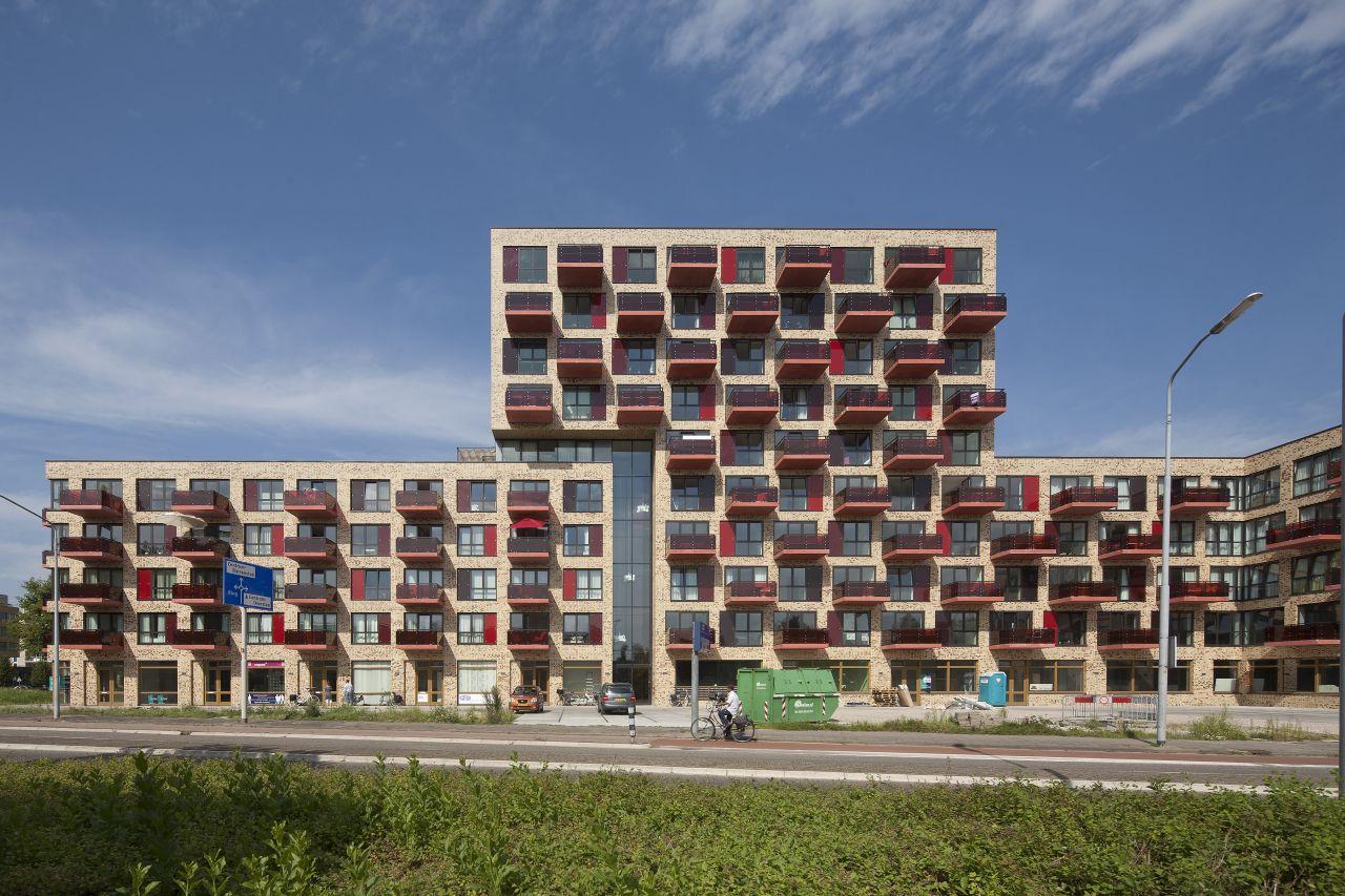 De Entree / Arons en Gelauff architecten, © Luuk Kramer