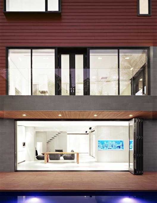 Bayside House / Grzywinski+Pons, © Floto + Warner/OTTO