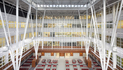 Alexandre Vachon Pavillon / STGM Architectes
