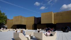 Centro Internacional para as Artes José de Guimarães / Pitagoras Group