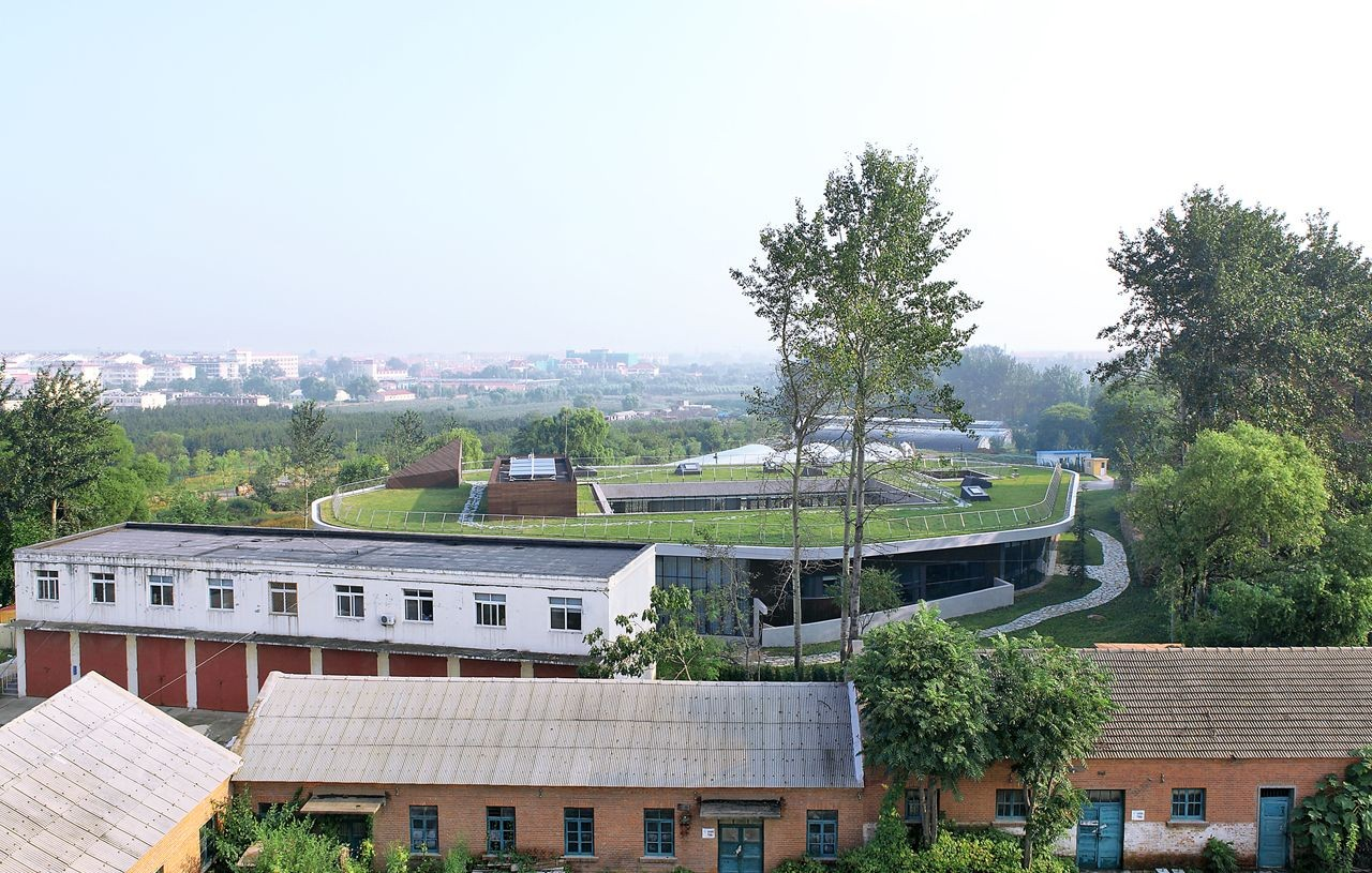 architecture thesis cultural centre