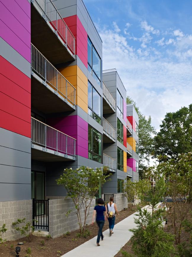 625 Rhode Island Avenue / Suzane Reatig Architecture