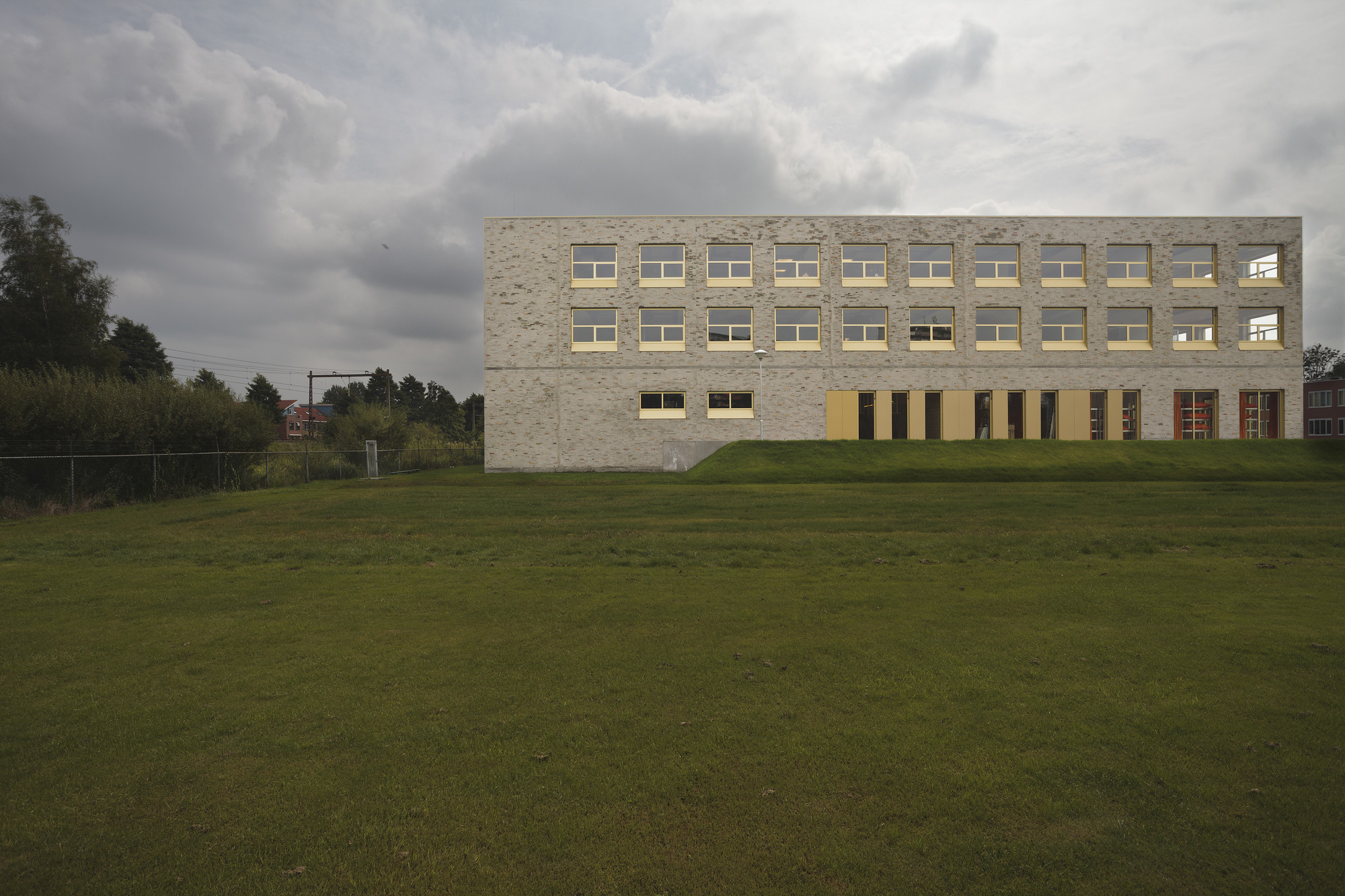 Bornego College / HVDN + Studioninedots