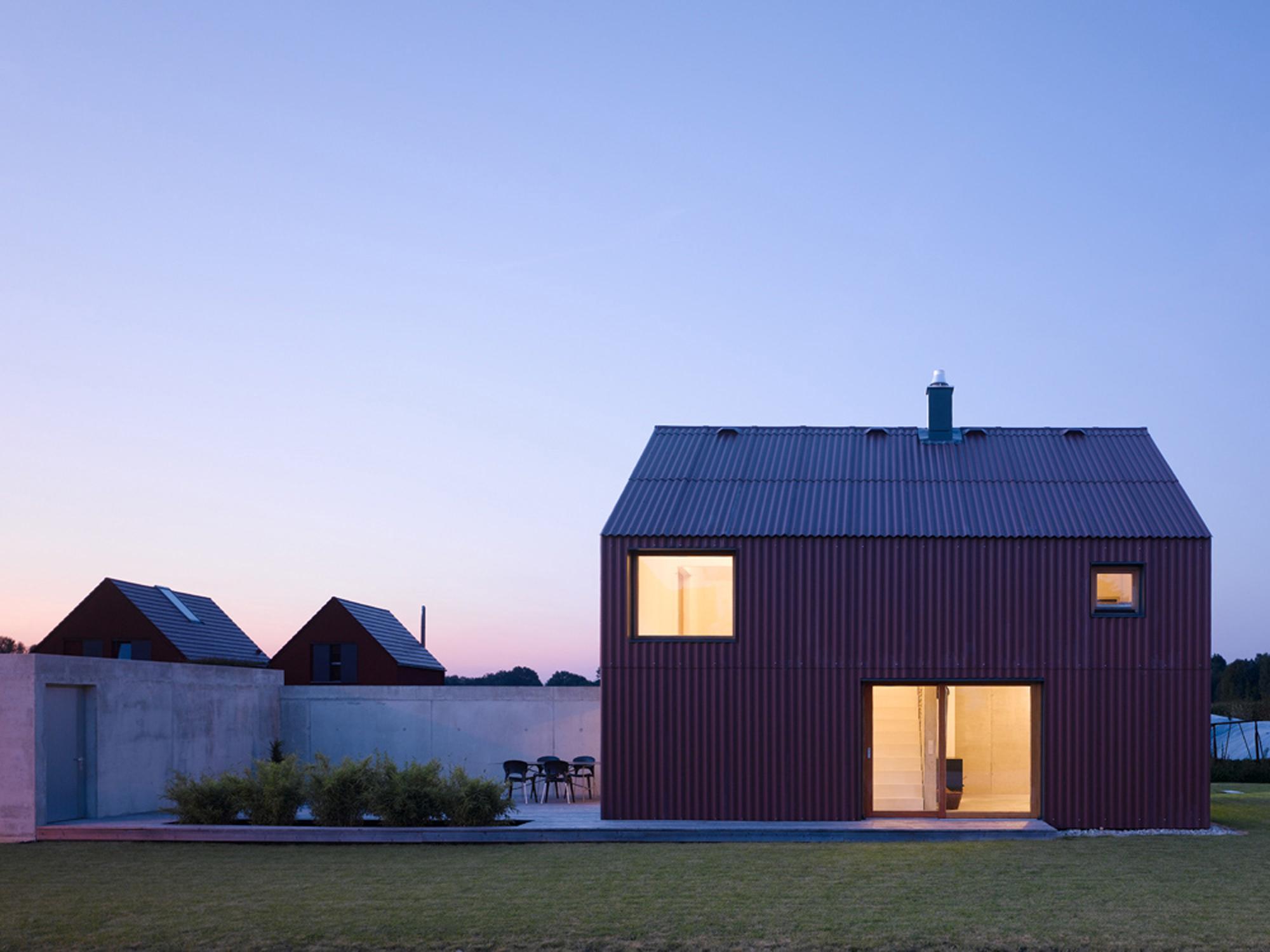Haus BRU 1.25 / SoHo Architektur