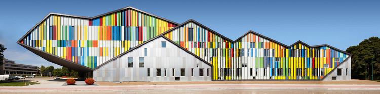 Academie MWD Dilbeek / Carlos Arroyo, © Miguel de Guzmán