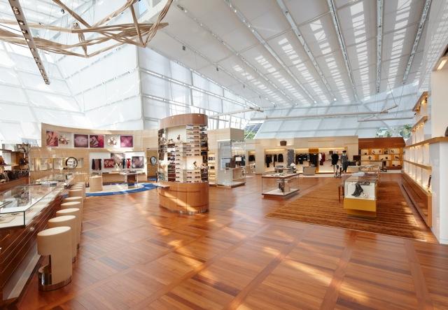 Louis Vuitton In Singapore Ftl Design Engineering Studio