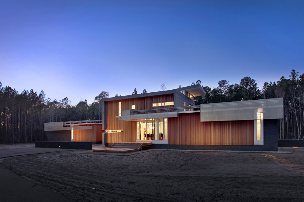 GREENville House / Tonic Design, © Todd Lanning