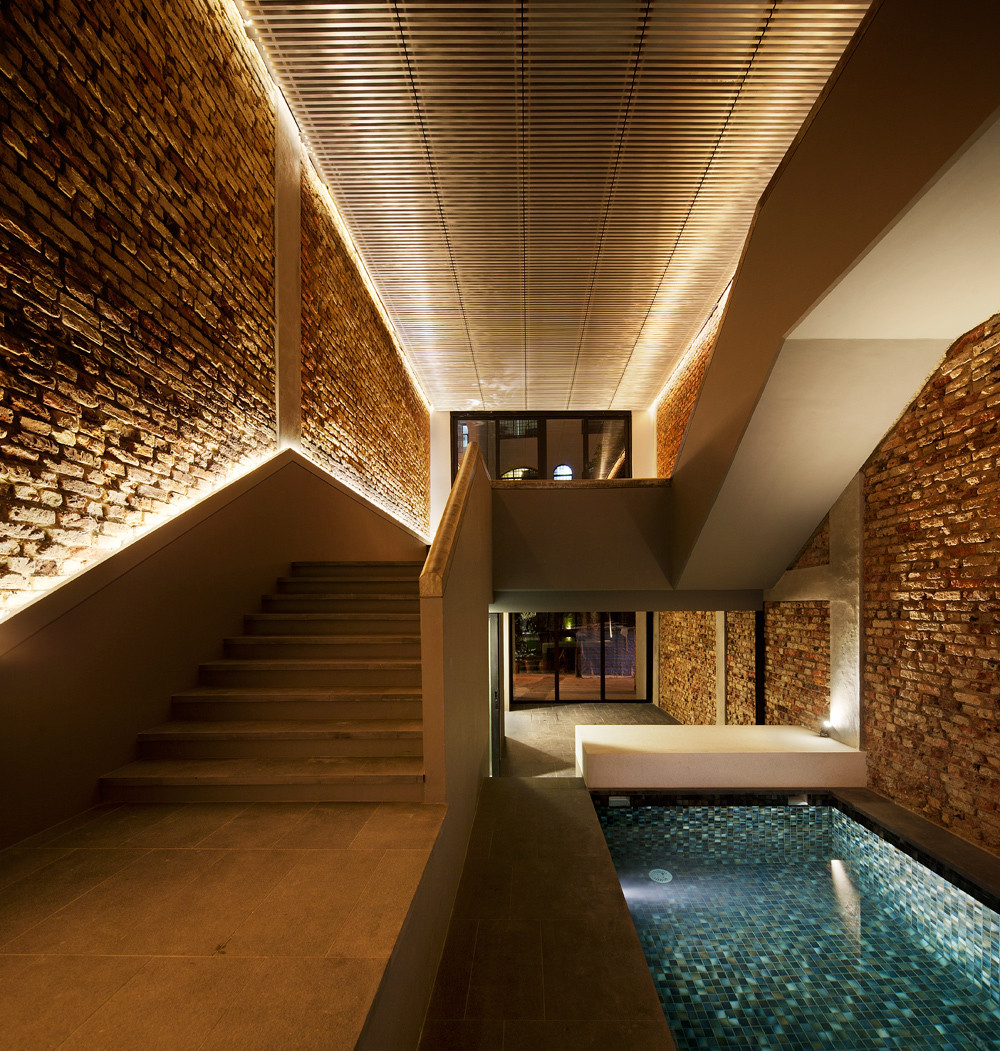 The Pool Shophouse / FARM, © Jeremy San