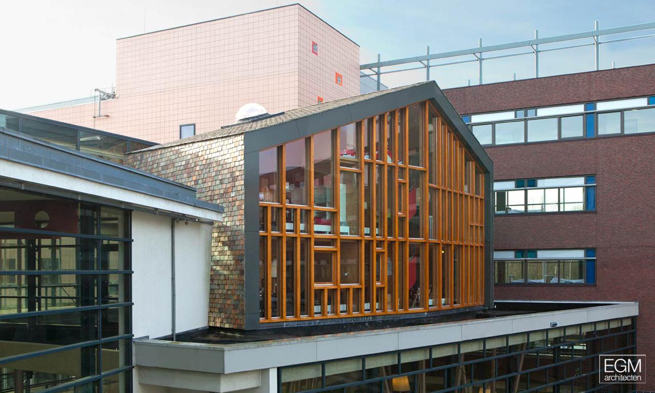 Ronald McDonald Family Room / EGM architecten