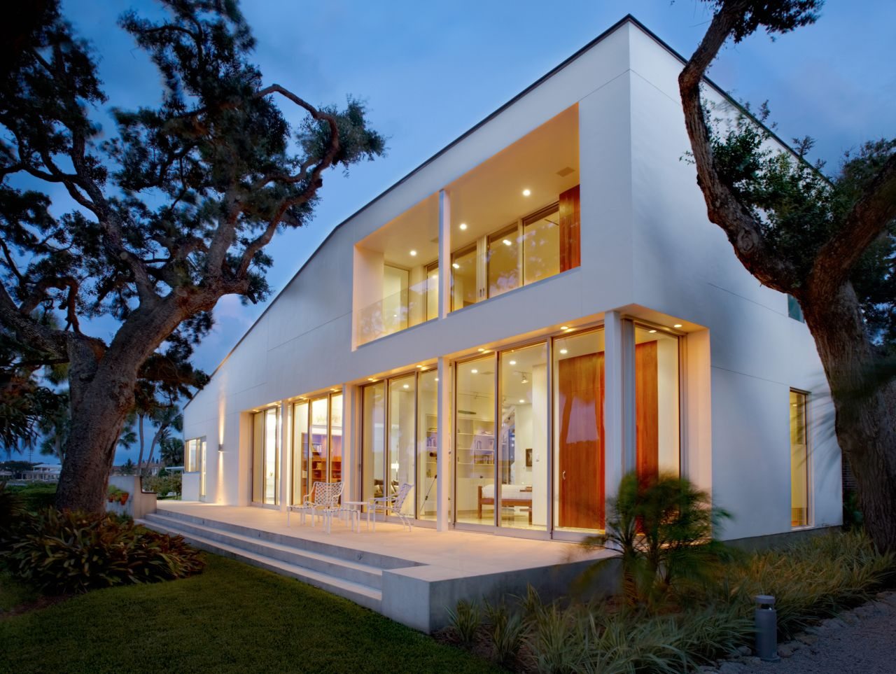 Barrier Island House / Sanders Pace Architecture, © Bruce Cole