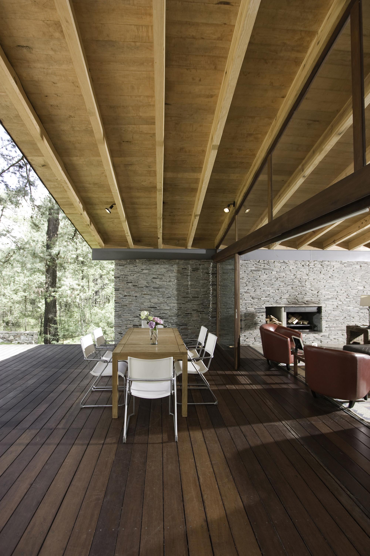 Gallery of toc house el as rizo arquitectos 14 - Casas en el campo ...