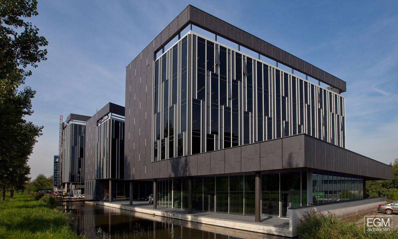 GouweZone CO2 Free Offices / EGM architecten