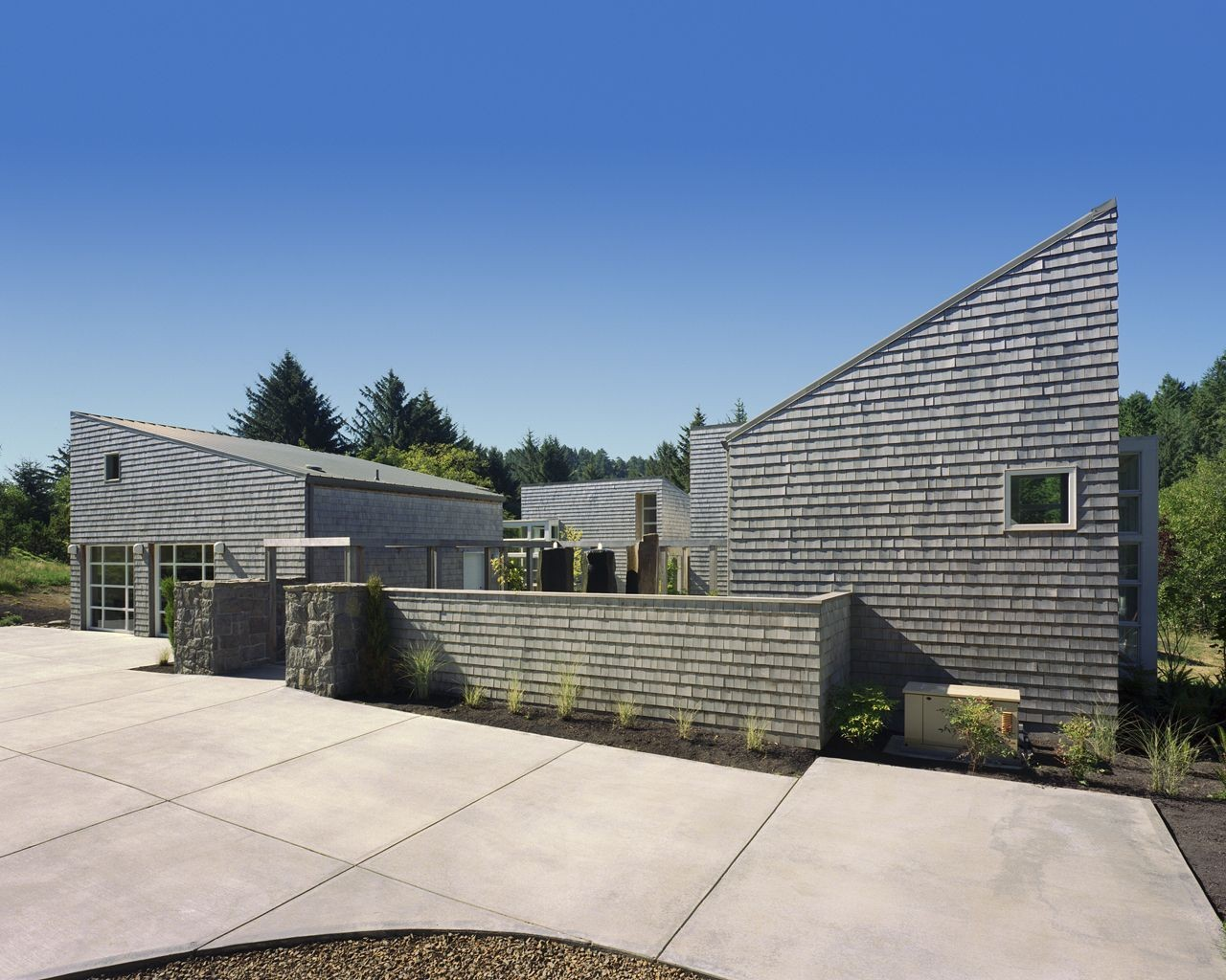 Caring Cabin / TVA Architects, Inc.