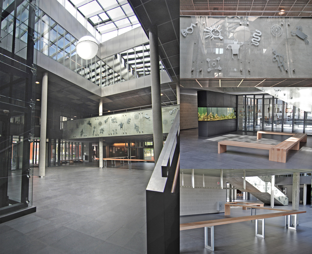 gallery of school in balsiai sigitas kuncevi ius architecture studio 7. Black Bedroom Furniture Sets. Home Design Ideas