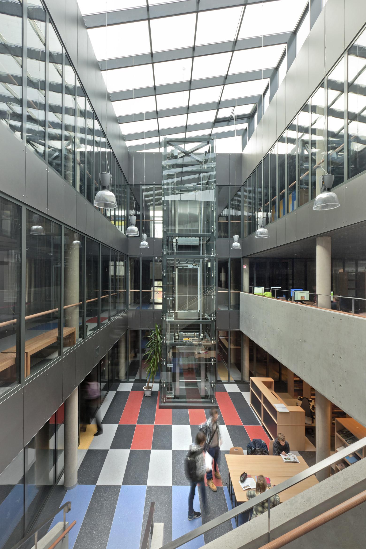 Gallery of school in balsiai sigitas kuncevi ius for Studio 11 architecture