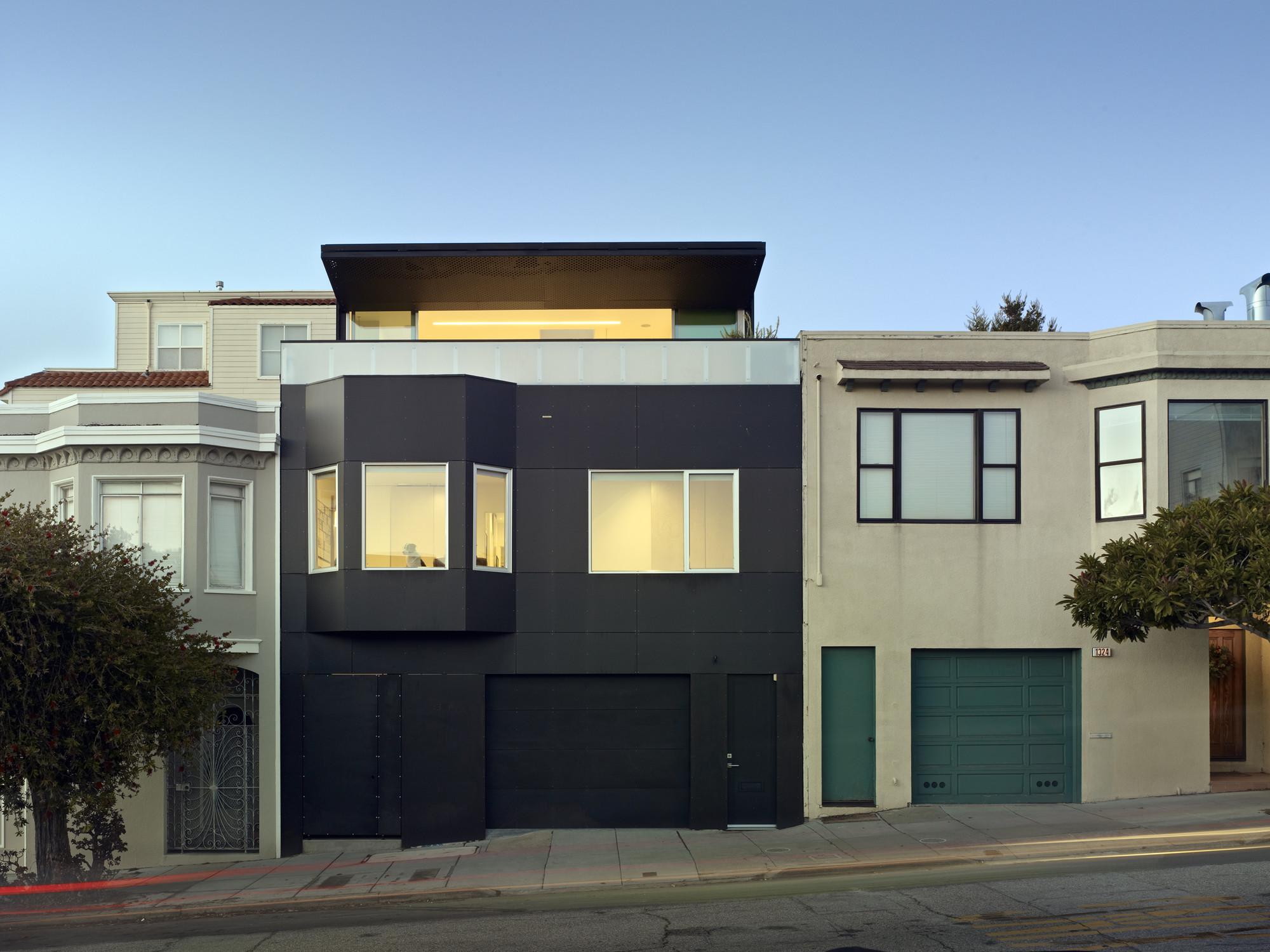 20th Street Residence / SF-OSL, © Bruce Damonte