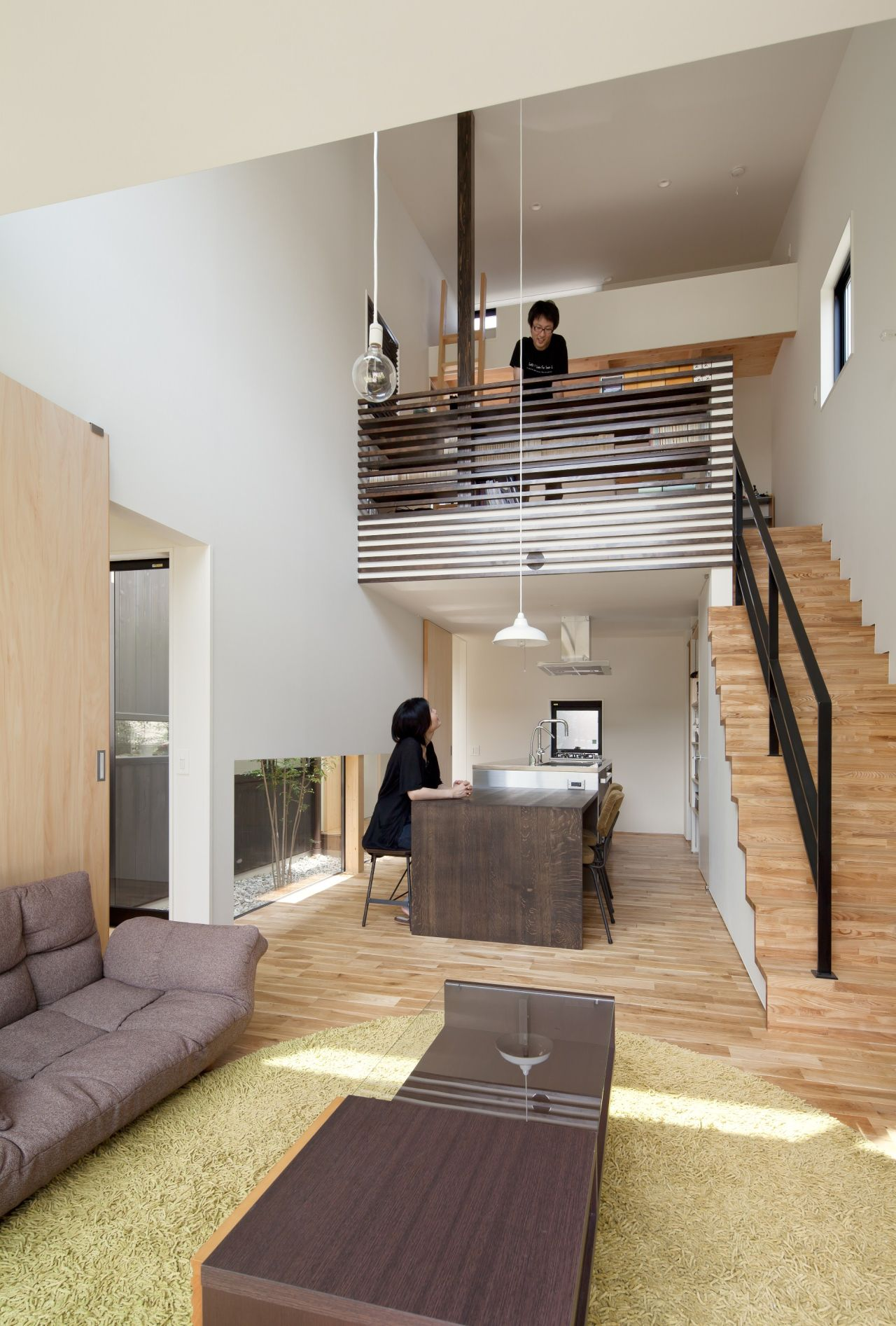 Gallery of niu house yoshihiro yamamoto architect atlier 6 for Apartment japan design