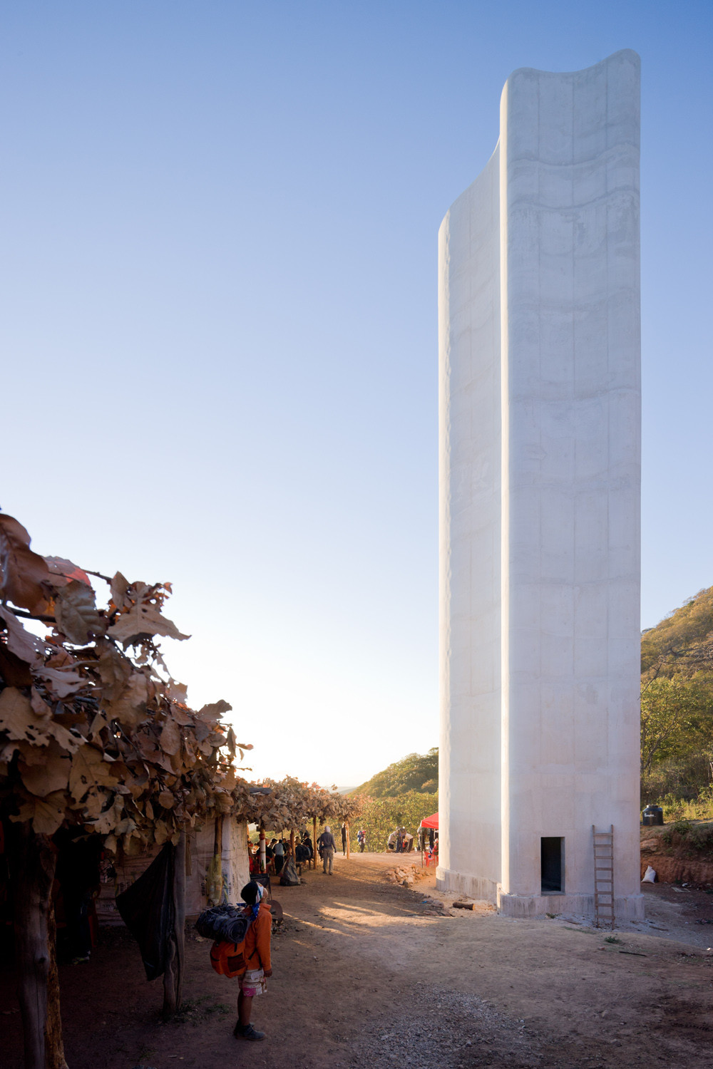 Cerro del Obispo Lookout Point / Christ & Gantenbein, © Iwan Baan