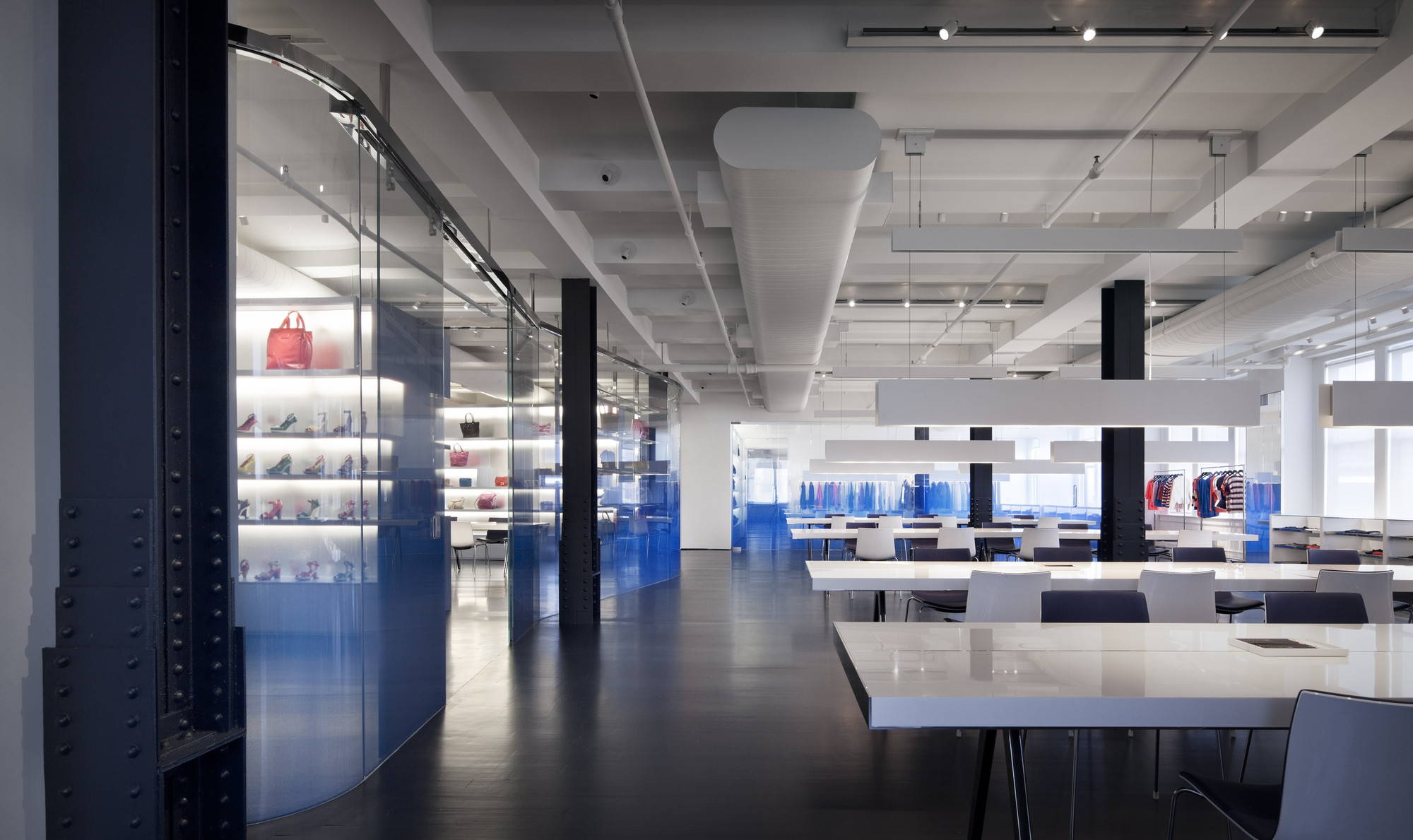Marc by Marc Jacobs Showroom / Jaklitsch / Gardner Architects PC, © Scott Frances