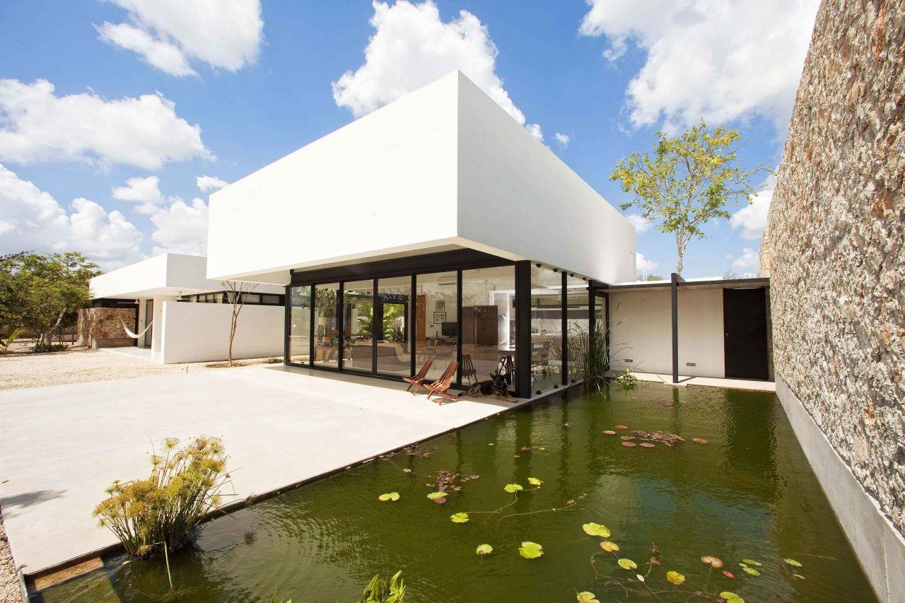Gershenson House / Roman Gonzalez Jaramillo, © Pepe Molina