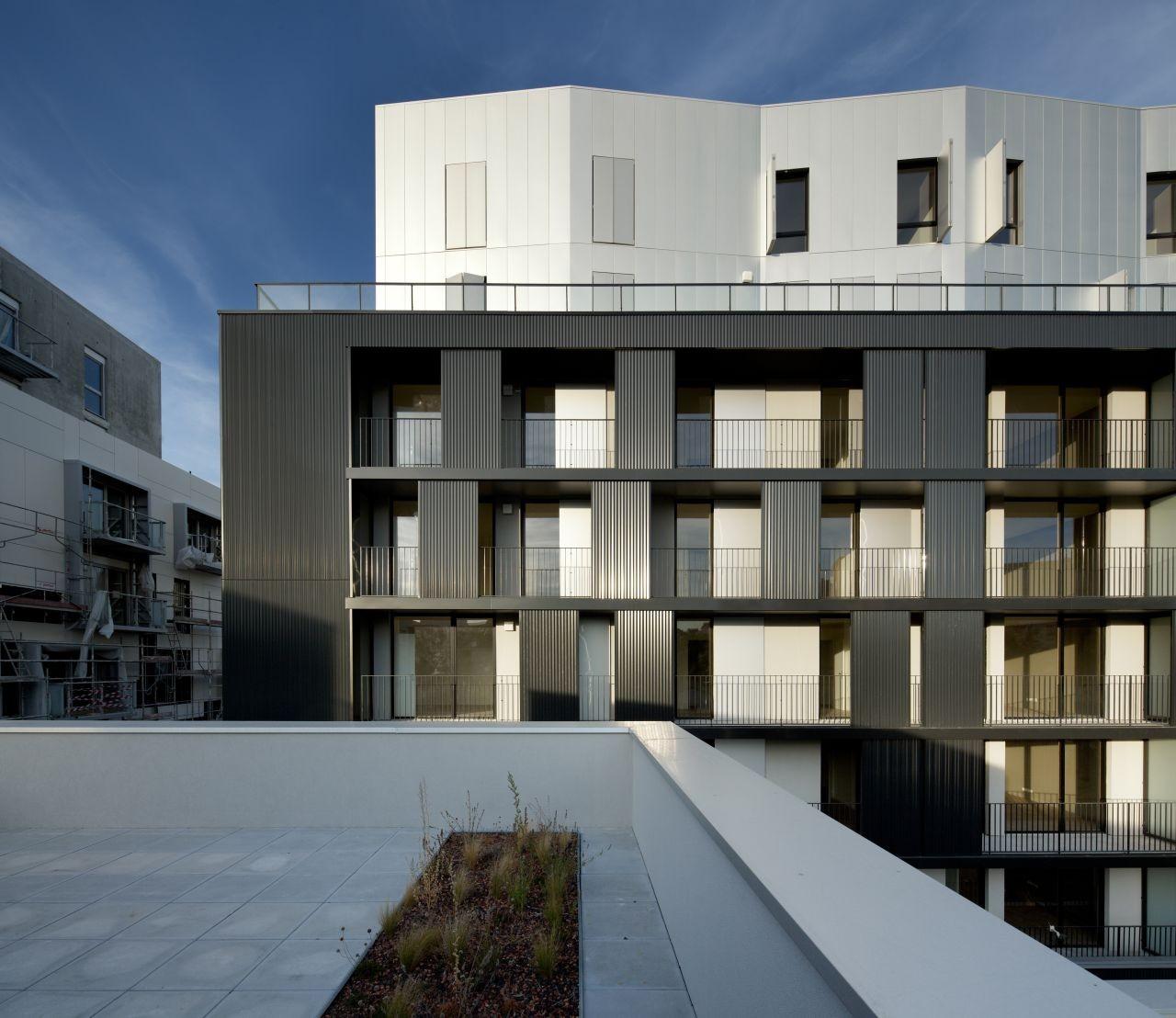 48 LOGEMENTS - Vitry sur Seine / Gaëtan Le Penhuel Architecture