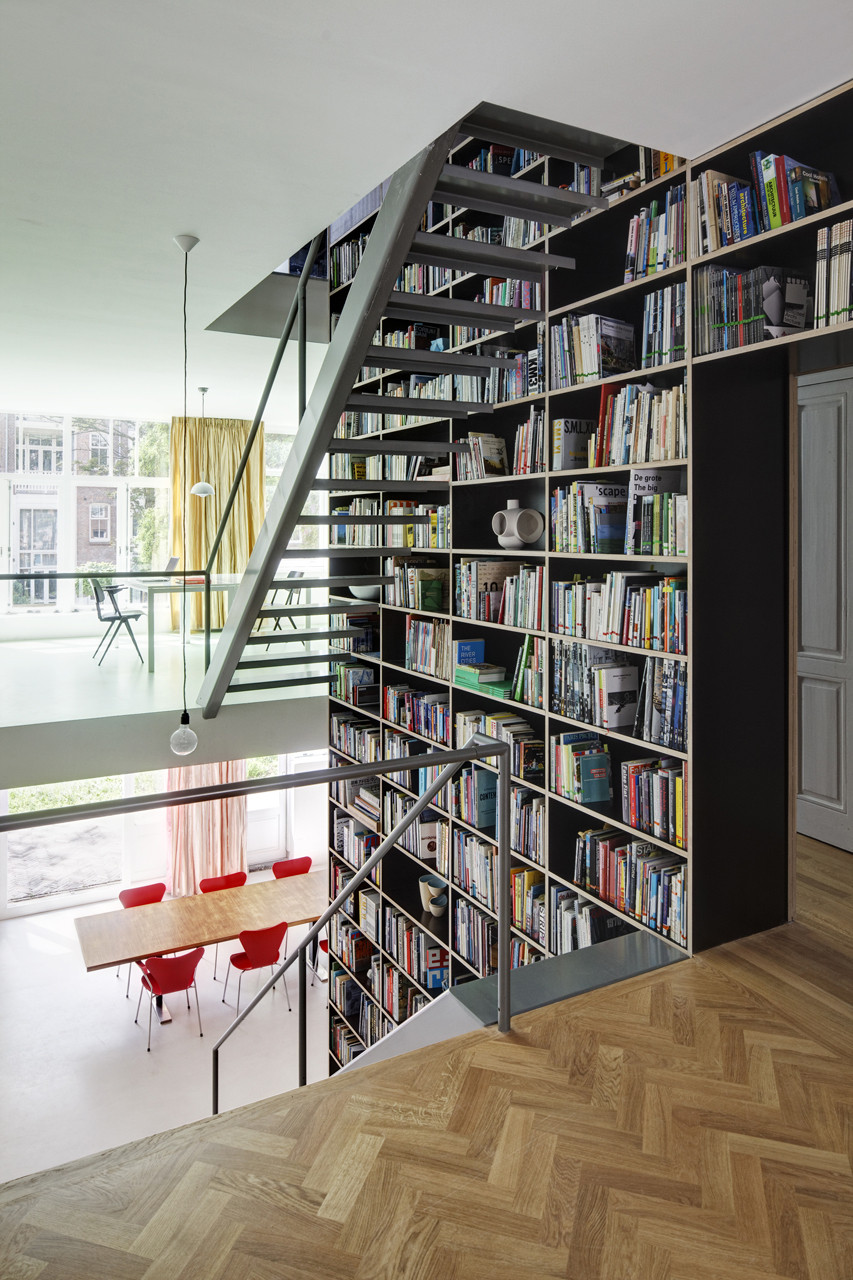Gallery of vertical loft shift architecture urbanism 5 for Architecture urbanisme