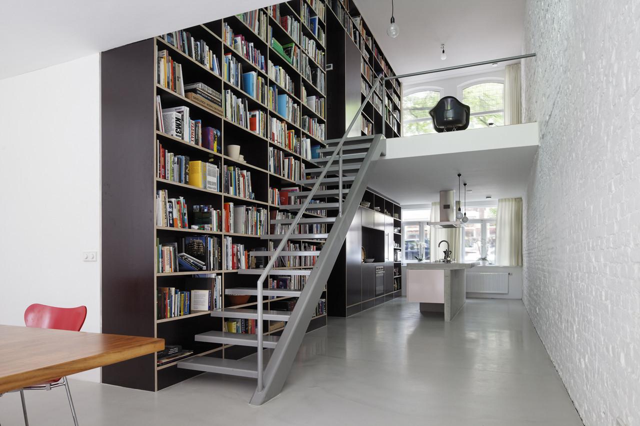 Vertical Loft / Shift Architecture Urbanism, © Rene de Wit